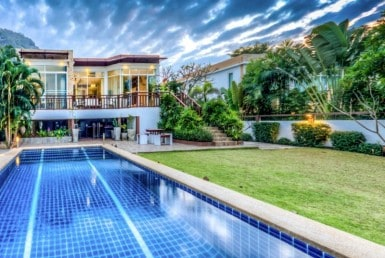 Outstanding villa for sale Khao Tao Hua Hin