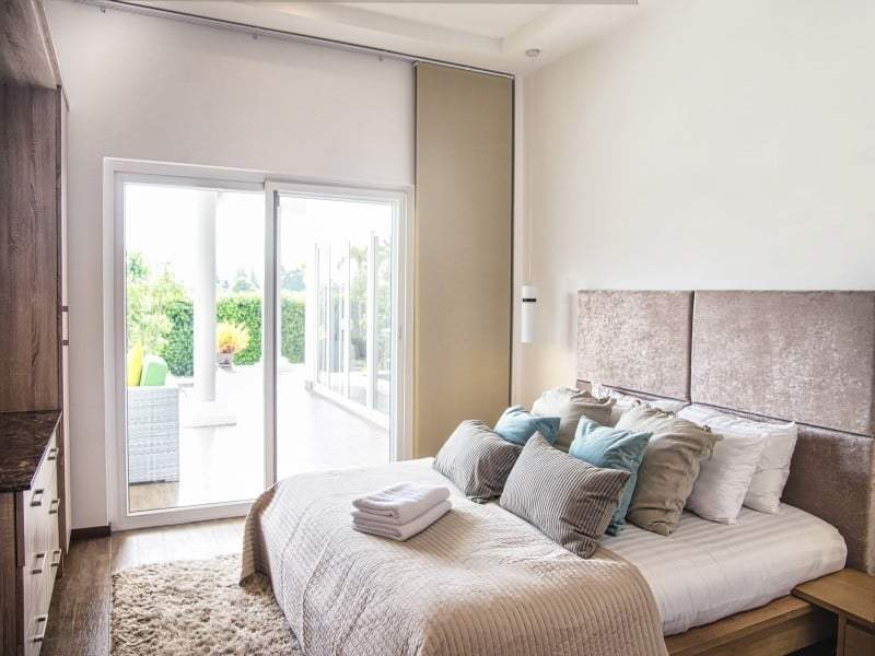Hua Hin Mali Prestige start from 6,95 mil - bedroom