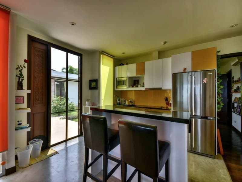 The Spirit Hua Hin villa for sale breakfast bar