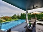 The Spirit Hua Hin villa for sale terrace