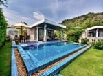 The Spirit Hua Hin villa for sale pool view