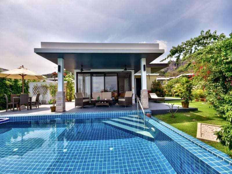 The Spirit Hua Hin villa for sale Front view