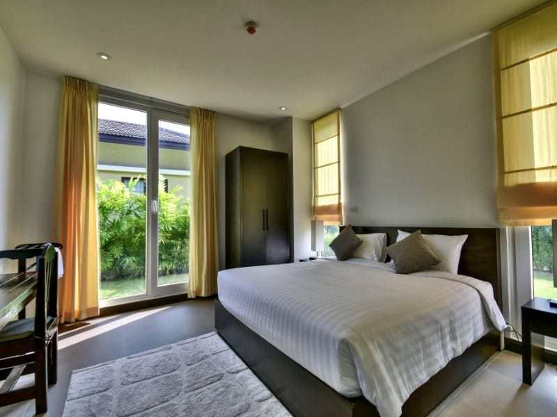 Sea view bungalow for sale Hua Hin guest room