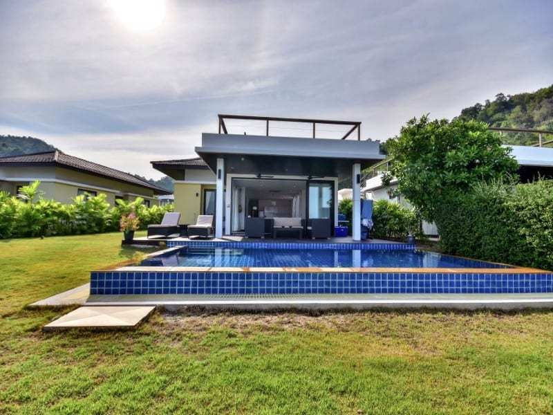 Sea view bungalow for sale Hua Hin front