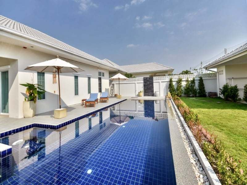 Home for sale Hua Hin with pool - pool