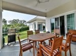 Home for sale Hua Hin with pool - covered terrace
