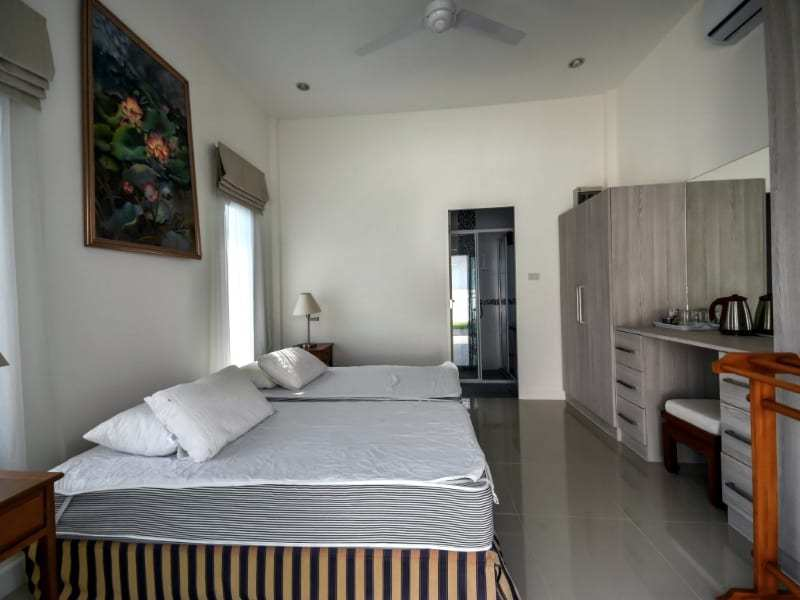 Home for sale Hua Hin with pool - guest room