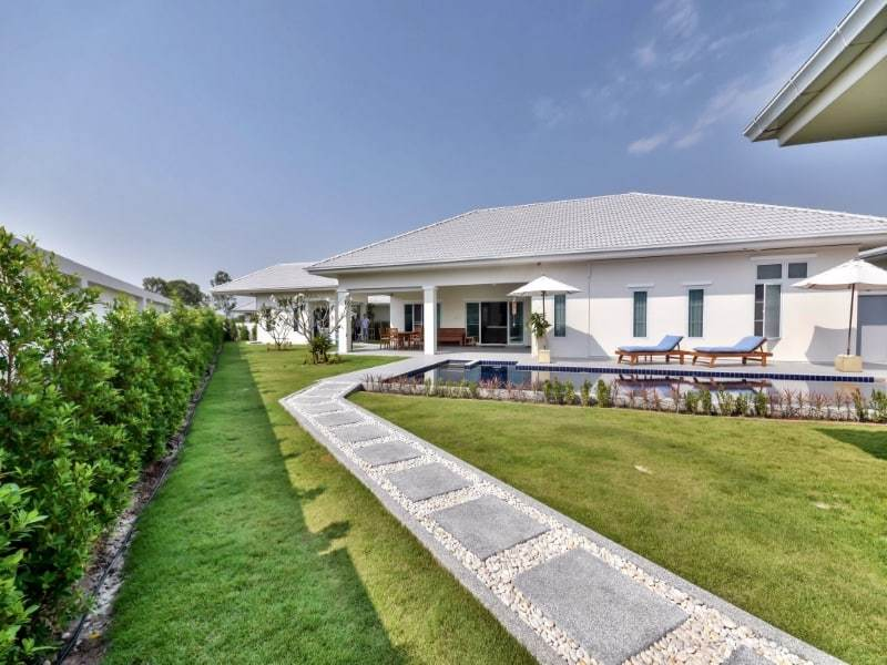 Home for sale Hua Hin with pool