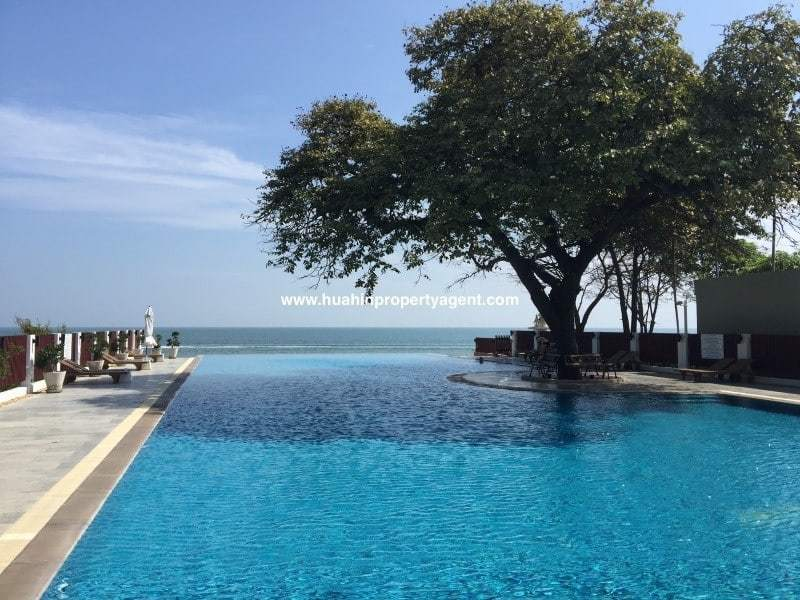 3 bed apartment for sale Hua Hin beachfront