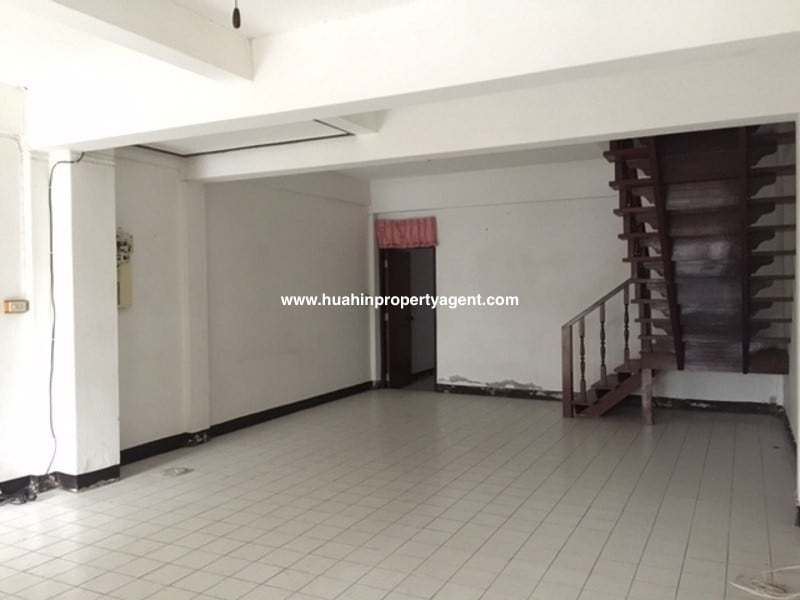 Townhouse fro sale Hua Hin City ground floor