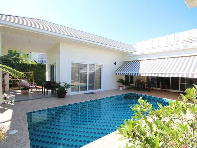 Pool villa for sale Hua Hin south Pool