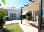 Pool villa for sale Hua Hin south Terrace