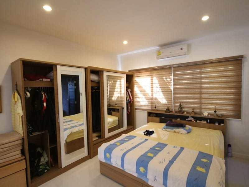 Pool villa for sale Hua Hin south guest room