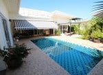 Pool villa for sale Hua Hin south Garden