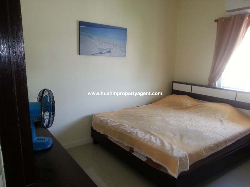 Small house for sale Hua Hin West bedroom