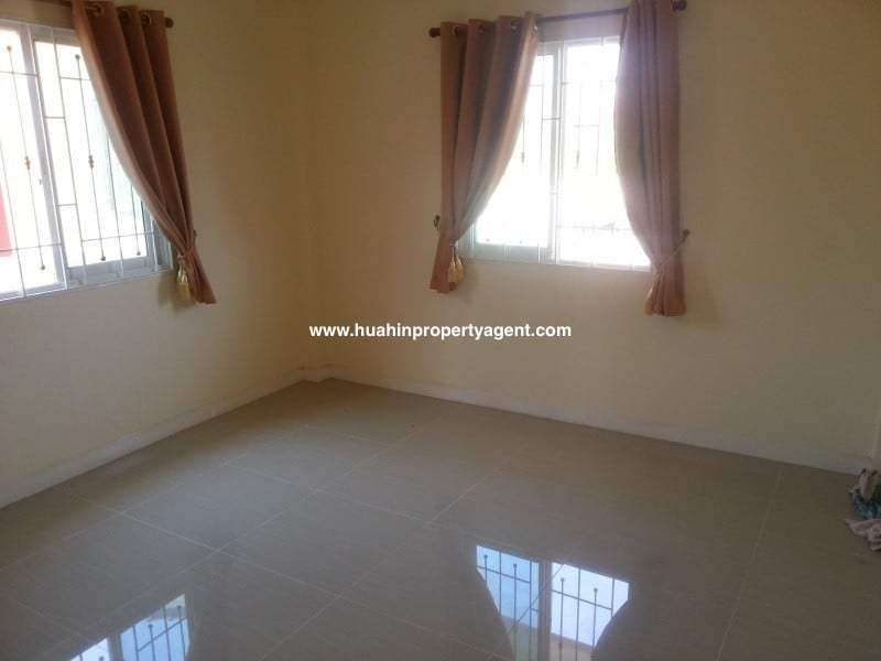 Small house for sale Hua Hin West gurst room