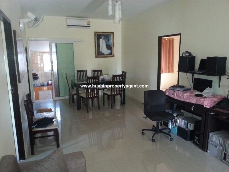 Small house for sale Hua Hin West dininhg area