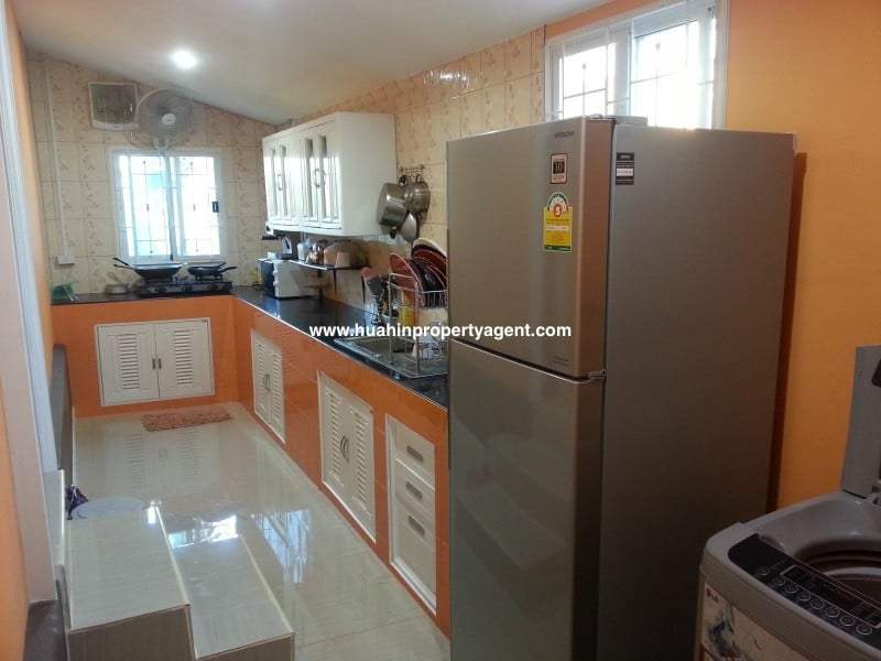 Small house for sale Hua Hin West kitchen