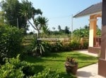 Small house for sale Hua Hin West side garden