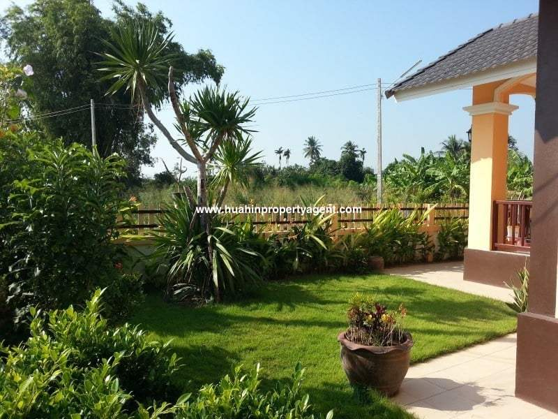 Small house for sale Hua Hin West iside garden