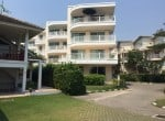 3 bedroom condo south of Hua Hin for sale grounds