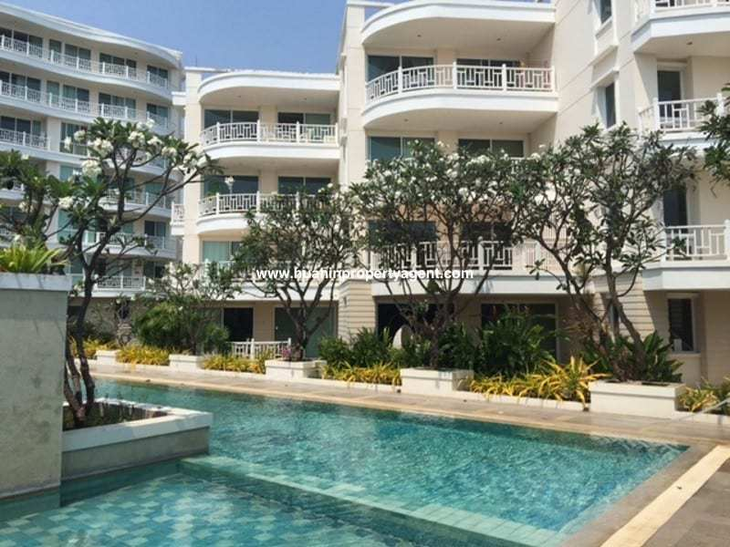 3 bedroom condo south of Hua Hin for sale three storey