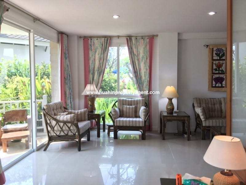 3 bedroom condo south of Hua Hin for sale view