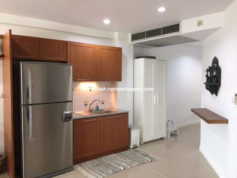 3 bedroom condo south of Hua Hin for sale dining