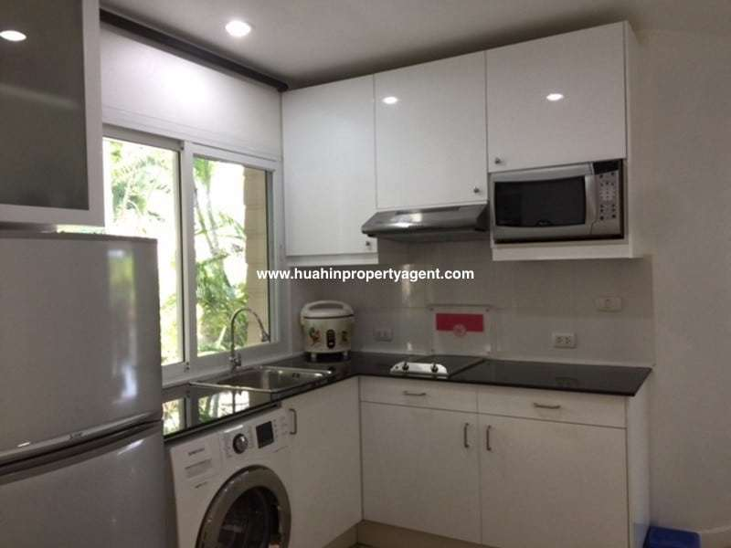 3 bedroom condo south of Hua Hin for sale kitchen