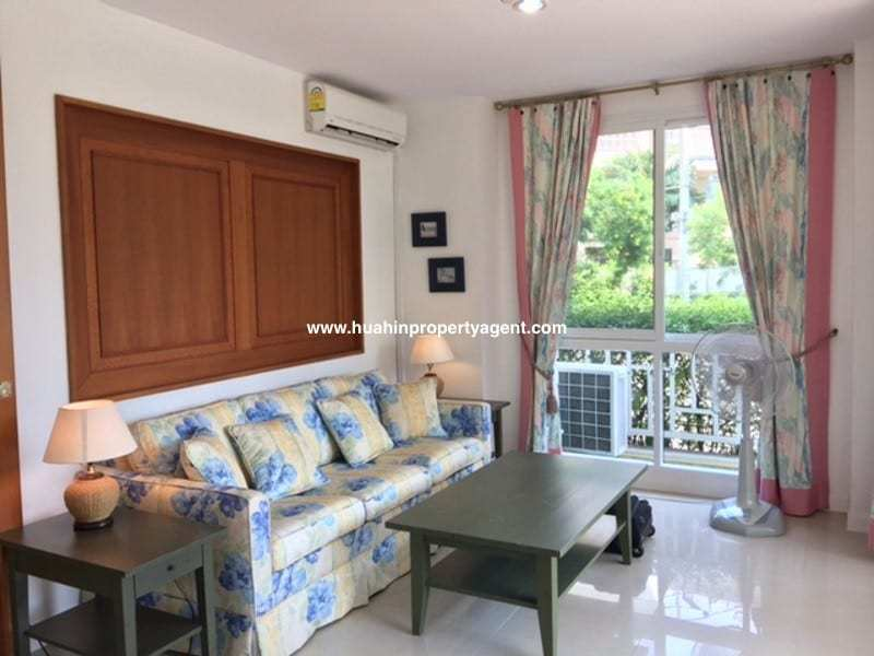 3 bedroom condo south of Hua Hin for sale guest room