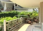 3 bedroom condo south of Hua Hin for sale balcony