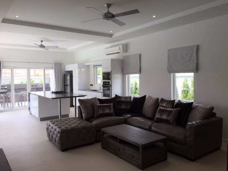 Orchid Palm Homes villa for sale lounge