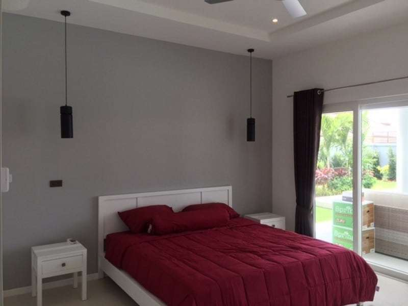 Orchid Palm Homes villa for sale bedroom