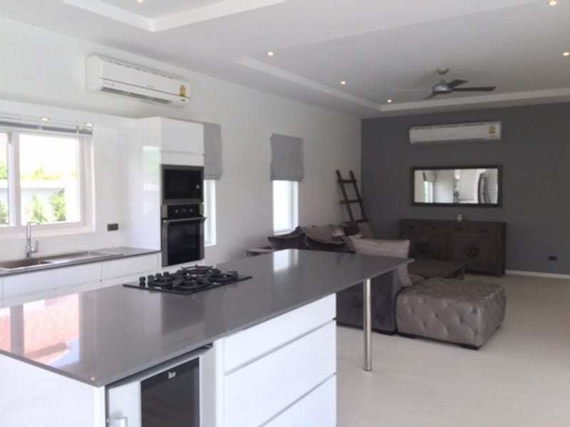 Orchid Palm Homes villa for sale gas hob
