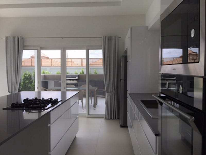 Orchid Palm Homes villa for sale kitchen