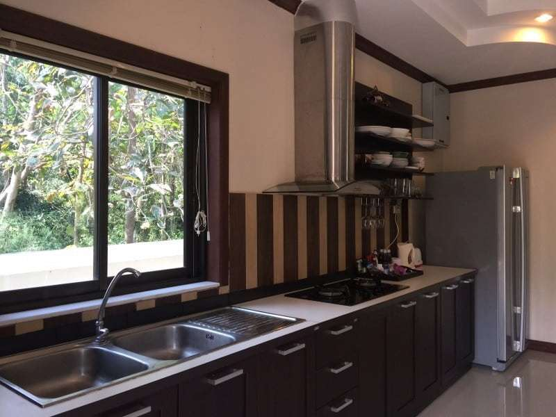 Villa with jacuzzi for sale Hua Hin views