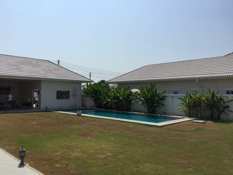 Spacious 4 bed home for sale Hua Hin sala
