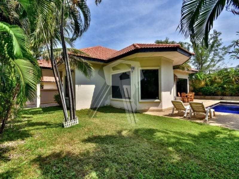 Hua Hin bungalow for sale front