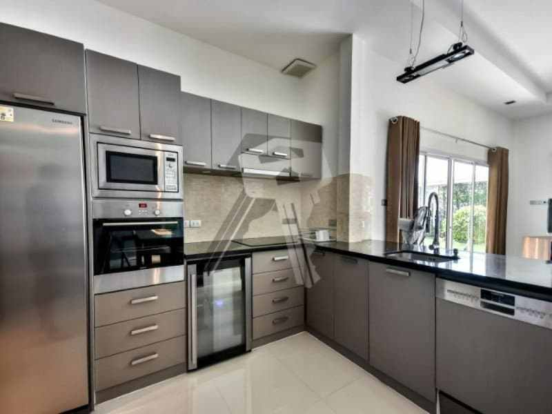 Avenue Gold house for sale Hua Hin kitchen