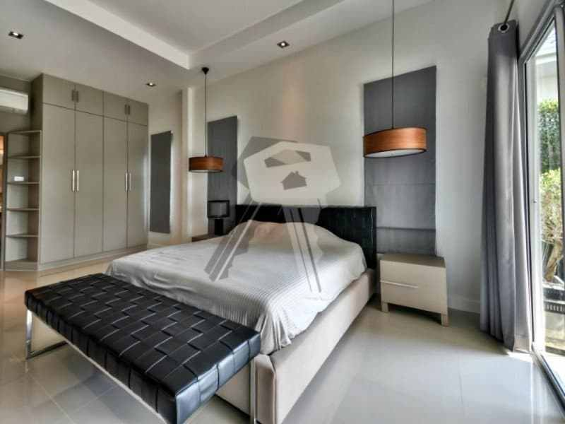 Avenue Gold house for sale Hua Hin master bedroom