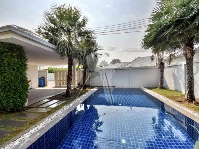 Avenue Gold house for sale Hua Hin Pool view