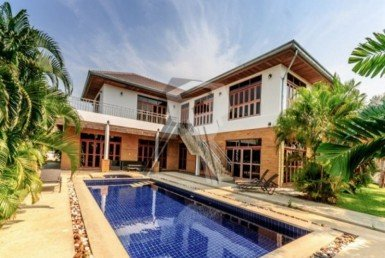 Hua Hin two level house for sale pool view