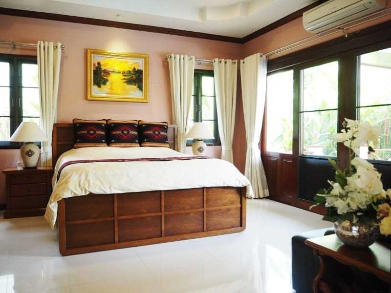 Resort home for sale Hua Hin master bedroom