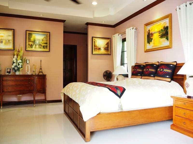 Resort home for sale Hua Hin luxury room