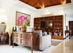 Resort home for sale Hua Hin lounge