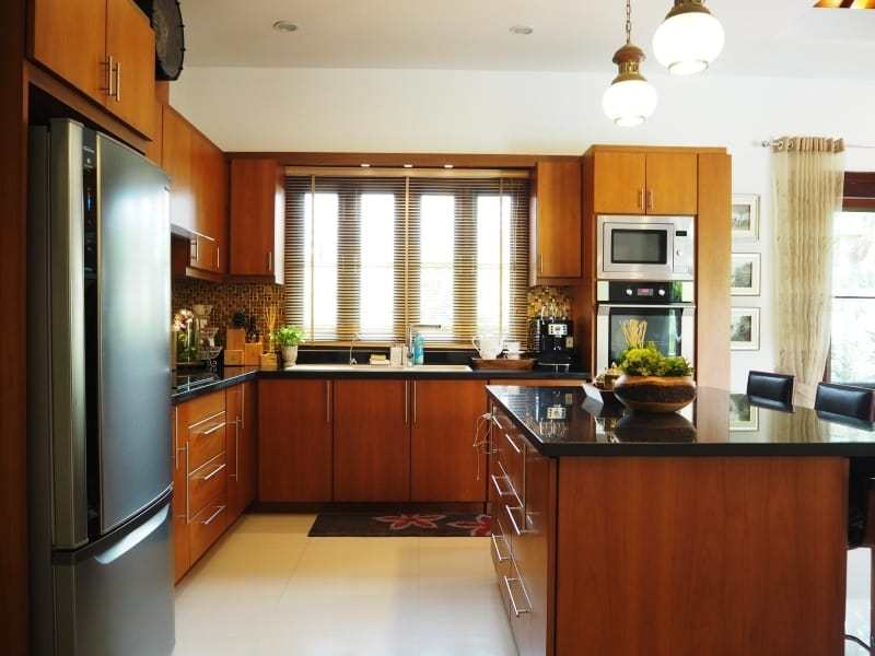 Resort home for sale Hua Hin kitchen