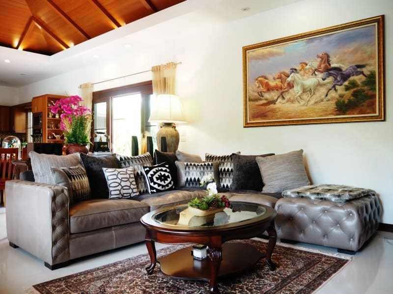 Resort home for sale Hua Hin living