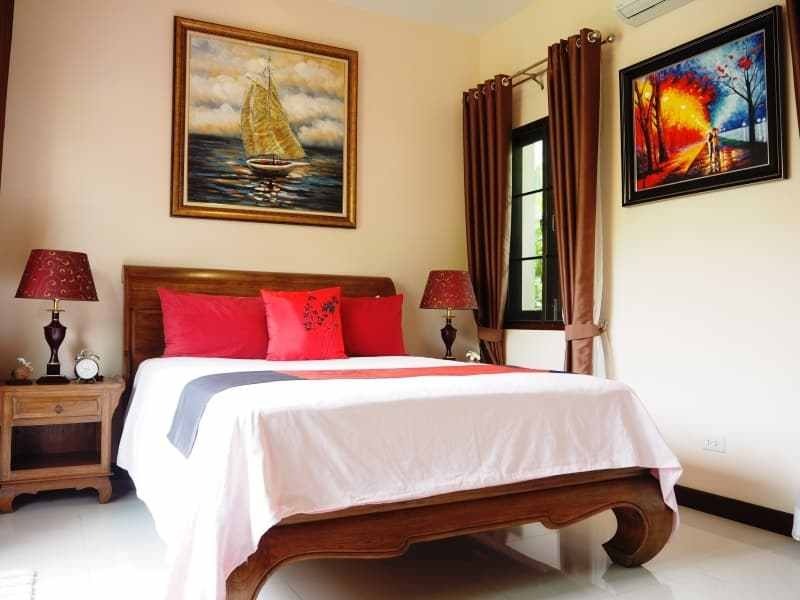 Resort home for sale Hua Hin guest room