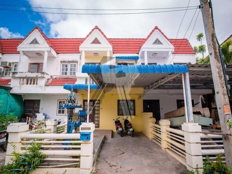 Hua Hin Townhouse for sale front