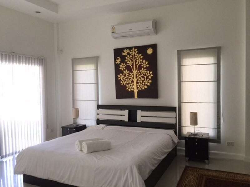 Beautiful villa for sale Hua Hin with pool bedroom